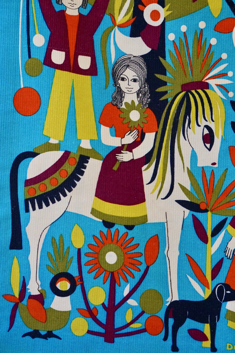 Dodik Jégou, Silkscreen, The Ponies, Signed and Numbered 3/250 For Sale 1