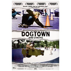 Dogtown and Z-Boys 2002 U.S. One Sheet Film Poster
