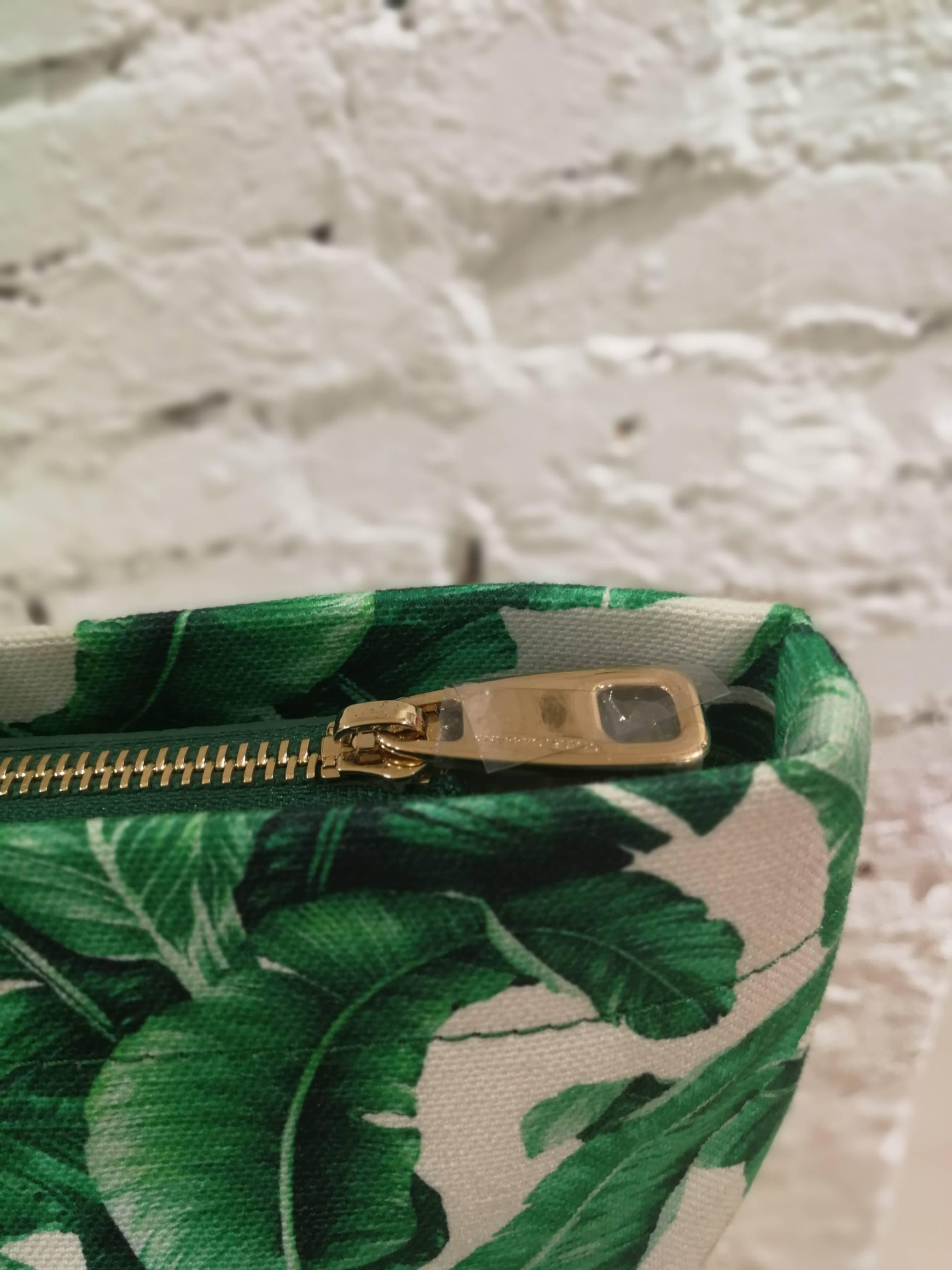 Dolce & Gabbana Shopping Banano Bag Nwot 9XT1S9