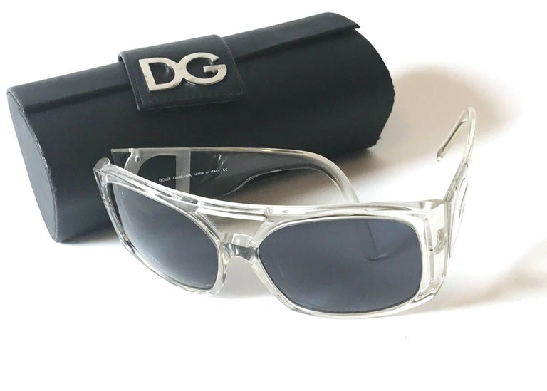 Dolce & Gabbana sunglasses. For Sale 7