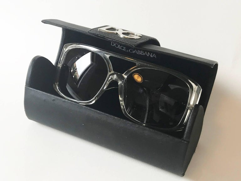 Dolce & Gabbana sunglasses. For Sale 8