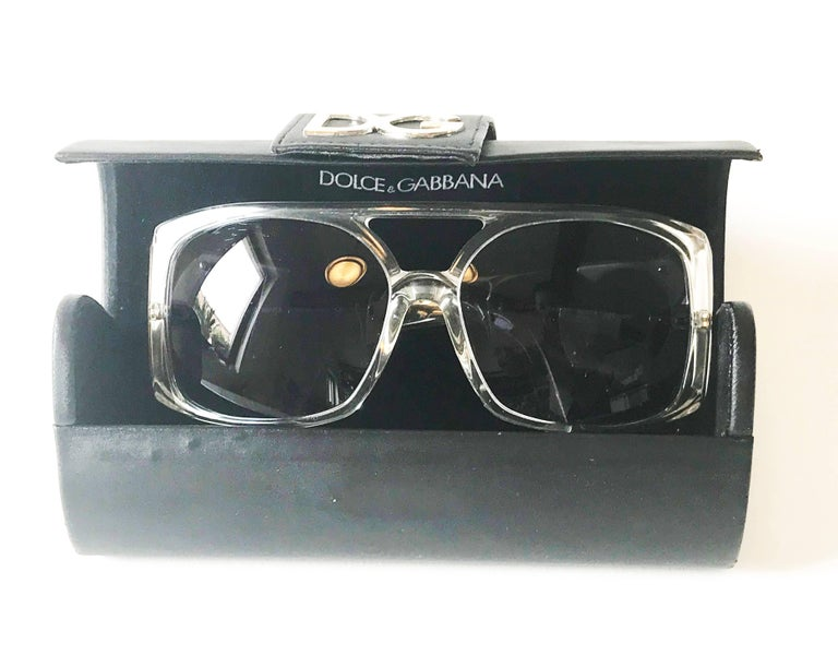 Dolce & Gabbana sunglasses. For Sale 9
