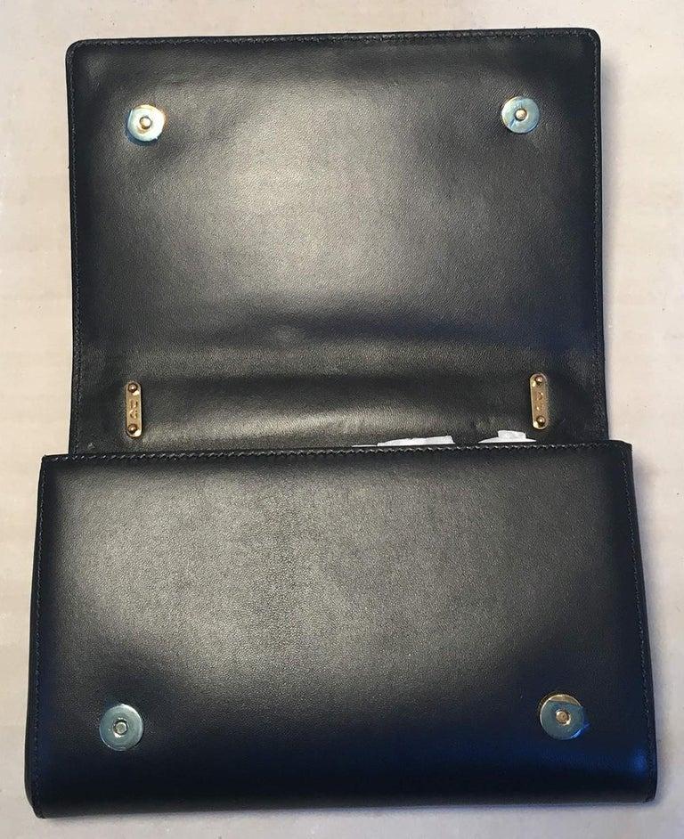 Dolce and Gabbana DG Girls Brocade Hearts Embellished Handbag For Sale 3