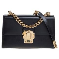 Dolce and Gabbana Lucia Shoulder Bag