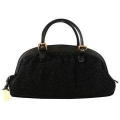 Dolce & Gabbana Black Lace Bag