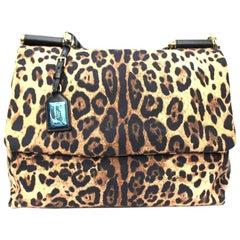 Dolce & Gabbana Black Leather Monica Bag