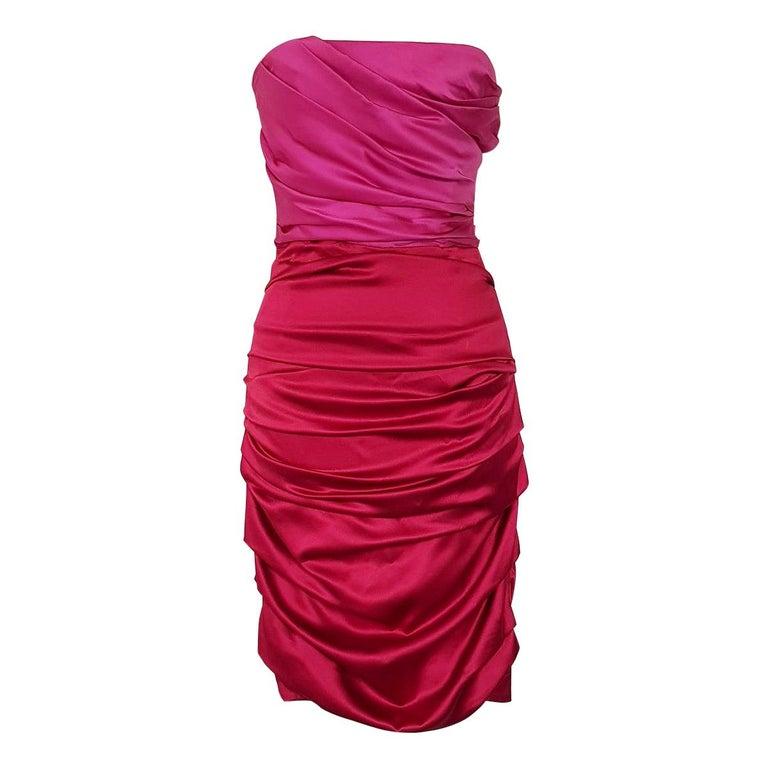 Dolce & Gabbana Cocktail Dress IT 40 For Sale