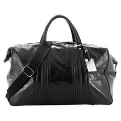 Dolce & Gabbana Convertible Duffle Bag Patent Large