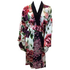 Dolce & Gabbana Couture Limited Edition Floral Kimono NWT