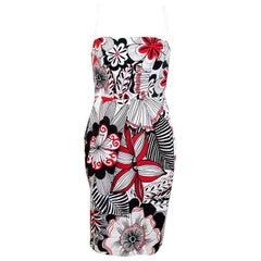 Dolce & Gabbana Floral Print Dress IT 42