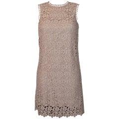 Dolce & Gabbana Guipure Dress