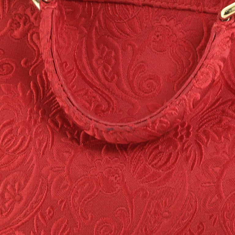 Dolce & Gabbana Miss Sicily Bag Jacquard Large For Sale 2