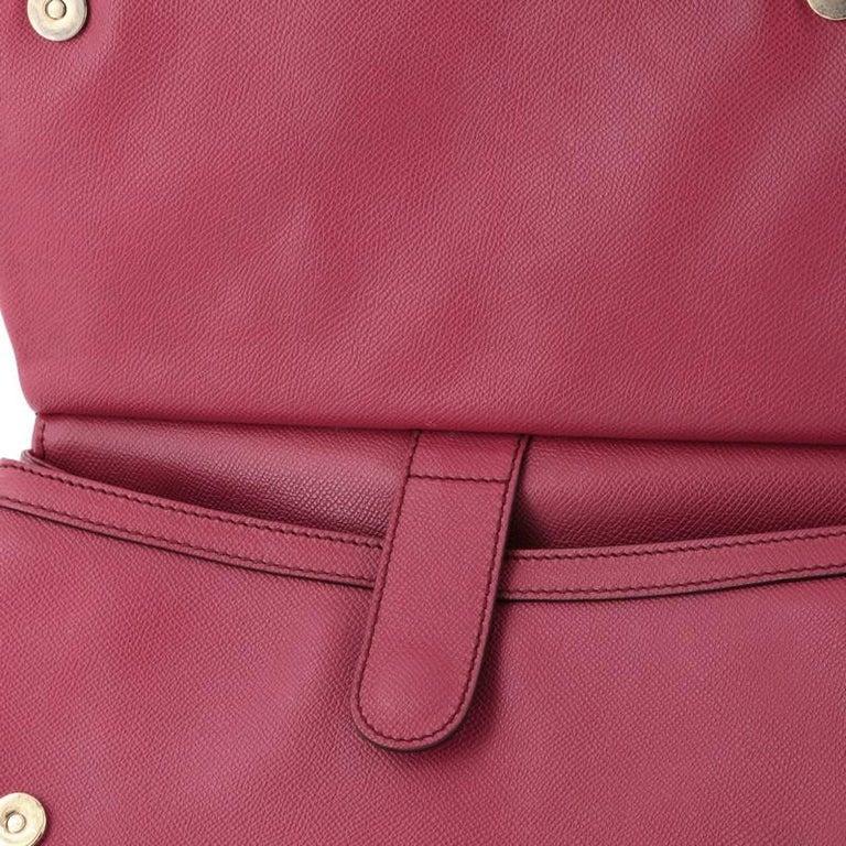 Dolce & Gabbana Miss Sicily Bag Leather Large For Sale 4