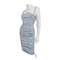 Dolce & Gabbana New Side Lace-up Bra Dress