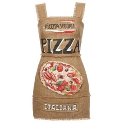 Dolce & Gabbana  Pizza Mini Dress sz IT46 Large