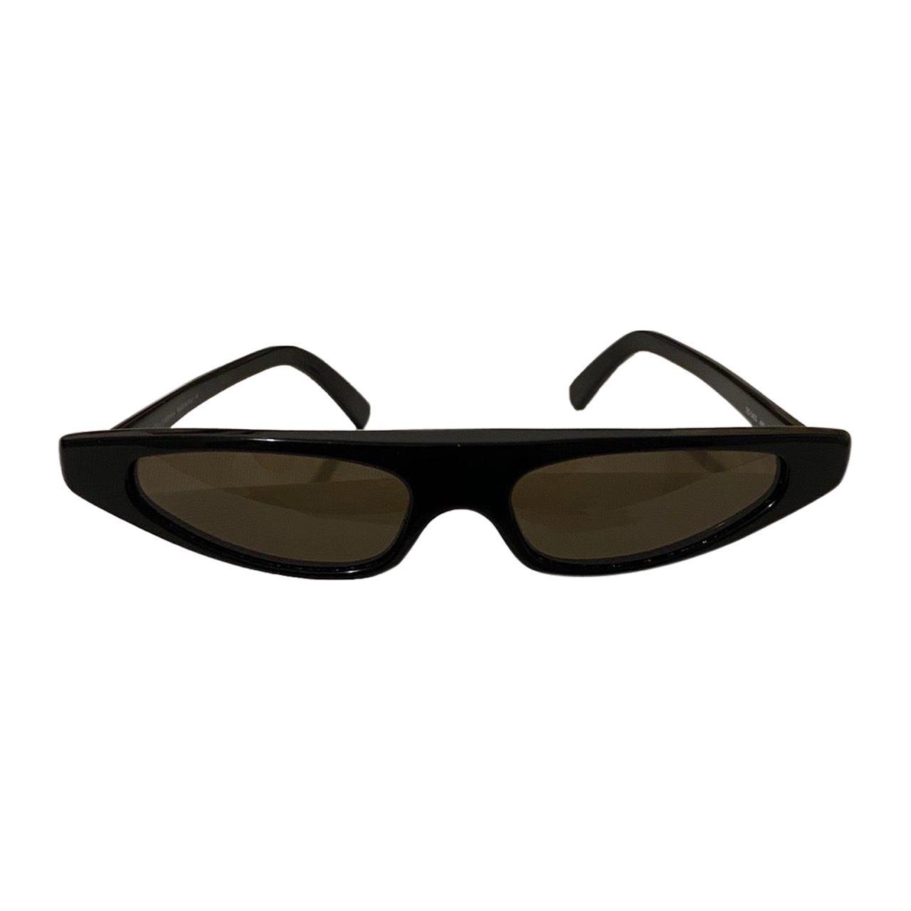 Dolce & Gabbana S/S 2001 Runway Cat-Eye Sunglasses