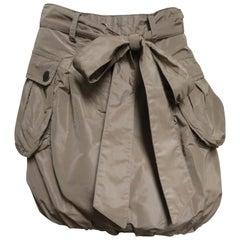 Dolce & Gabbana Safari Bubble Skirt