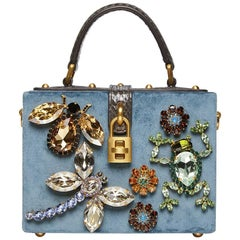 Dolce & Gabbana Small Embellished Bag