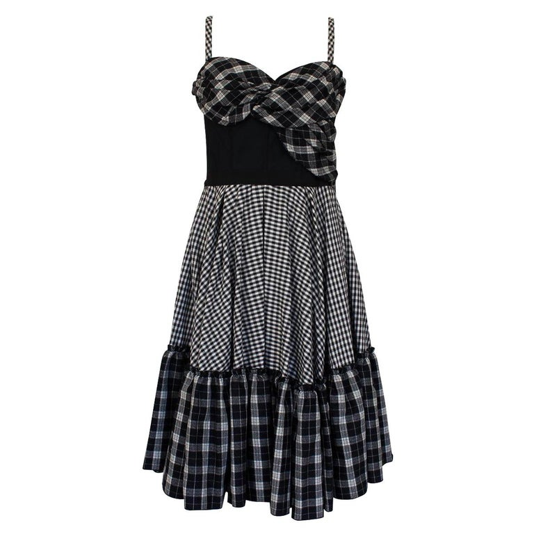 Dolce & Gabbana Square Dress IT 40 For Sale
