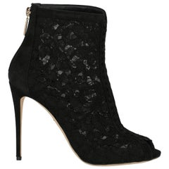 Dolce & Gabbana Woman Ankle boots Black IT 37