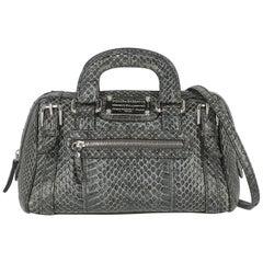 Dolce & Gabbana Woman Handbag Grey Leather