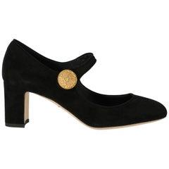Dolce & Gabbana Woman Pumps Black IT 36