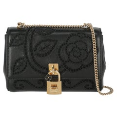 Dolce & Gabbana Woman Shoulder bag Black Leather