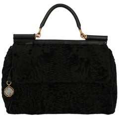 Dolce & Gabbana Woman Tote bag Black