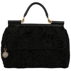 Dolce & Gabbana Woman Tote bag Black