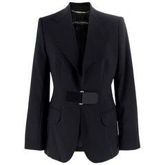 Dolce & Gabbana Wool-Blend Blazer IT 40