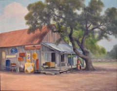 """Luckenbach""  Texas Hill Country Store"