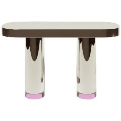 Dolmen Model Console Table by Studio Superego, Italy