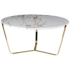 Dolomiti New Calacatta Marble Coffee Table