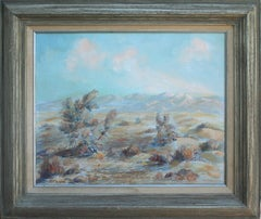Mid Century Desert Landscape
