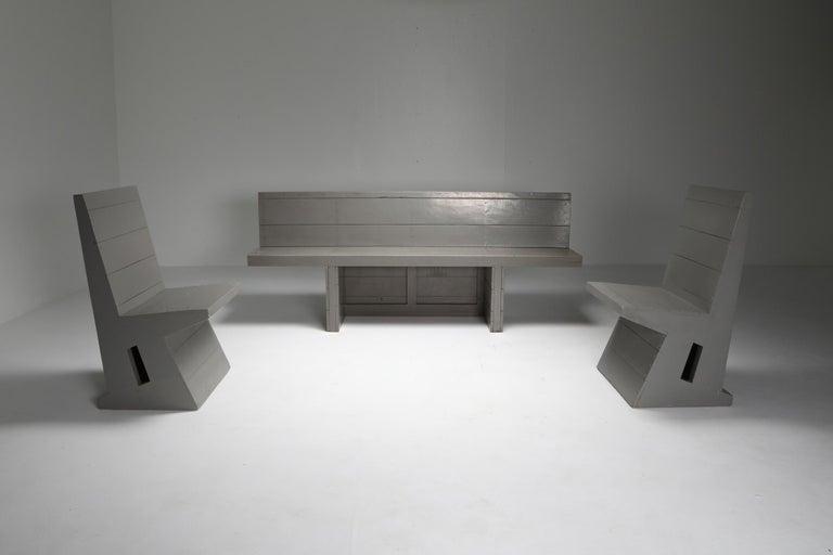Dom Hans van der Laan Bench For Sale 4