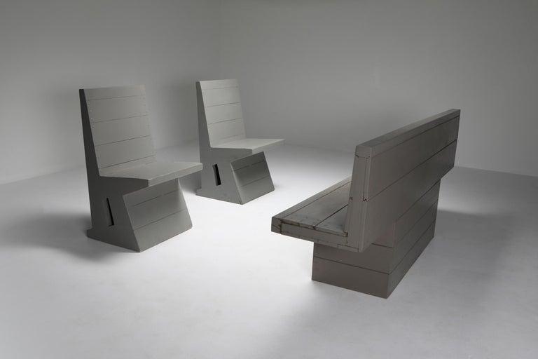 Dom Hans van der Laan Bench For Sale 5