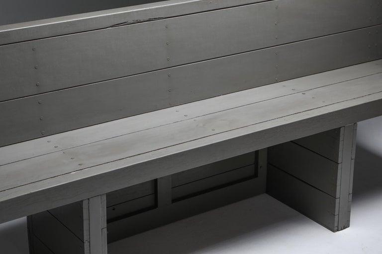 Dom Hans van der Laan Bench For Sale 6