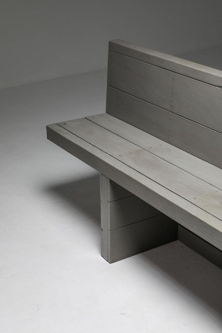 Dom Hans van der Laan Bench For Sale 7