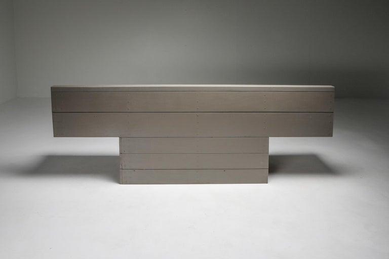 Dom Hans van der Laan Bench For Sale 1