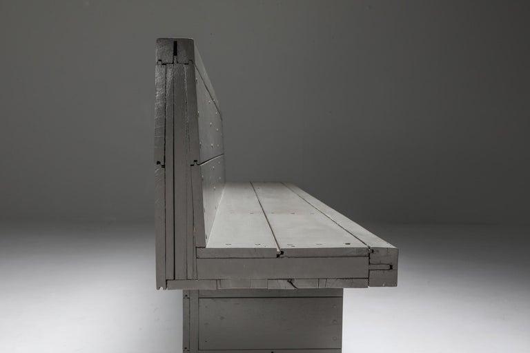 Dom Hans van der Laan Bench For Sale 2