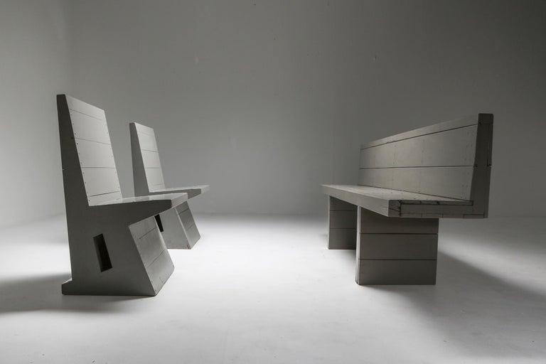 Dom Hans van der Laan Bench For Sale 3