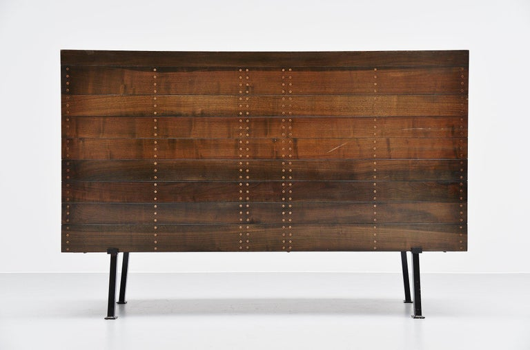 Mid-20th Century Dom Hans van der Laan Bench for Town Hall Budel, 1966 For Sale