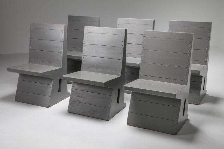 Mid-Century Modern Dom Hans van der Laan Chair For Sale