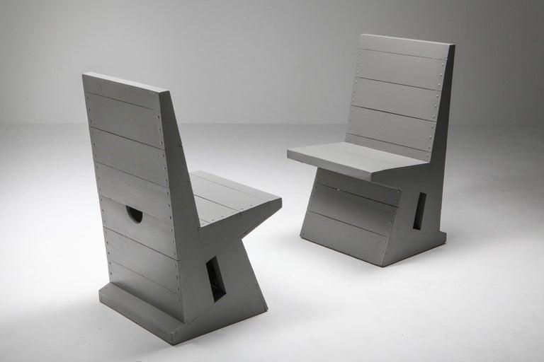 Dom Hans van der Laan Chair For Sale 2