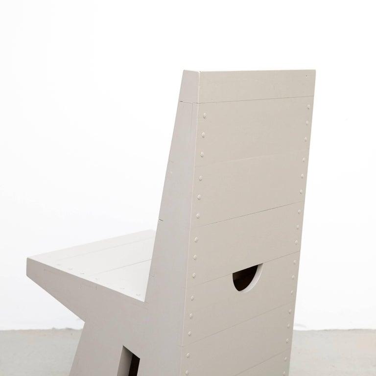 Dutch Dom Hans van der Laan Easy Chair