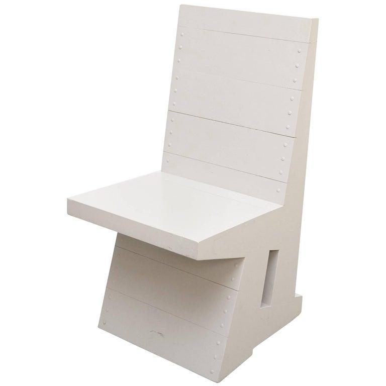 Mid-20th Century Dom Hans van der Laan Easy Chair