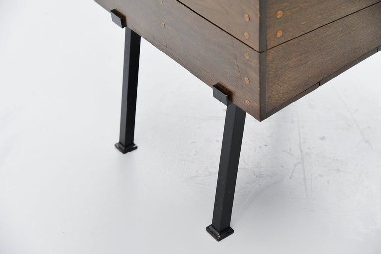 Dom Hans van der Laan High Chair for Town Hall Budel, 1966 For Sale 3