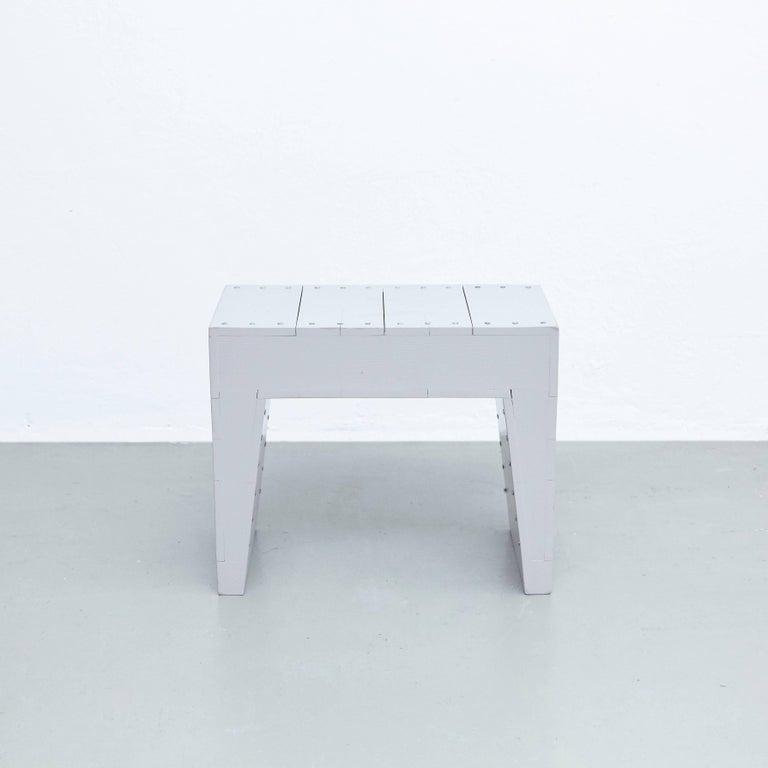 Dom Hans van der Laan Stool In Good Condition For Sale In Barcelona, Barcelona