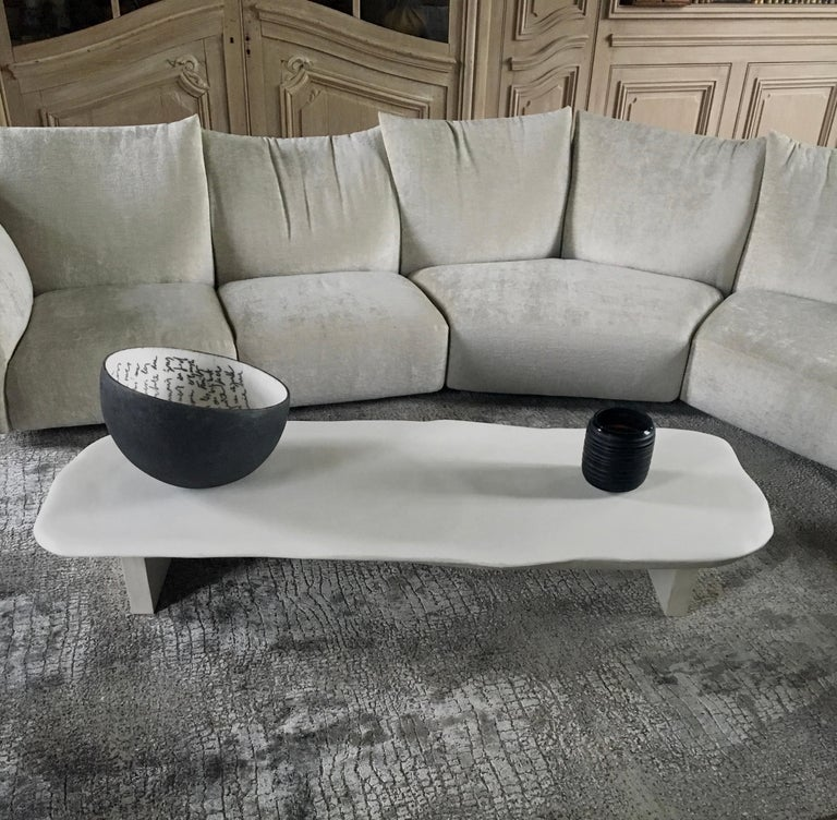 Modern Domaso Coffee Table by Studio Emblématique For Sale