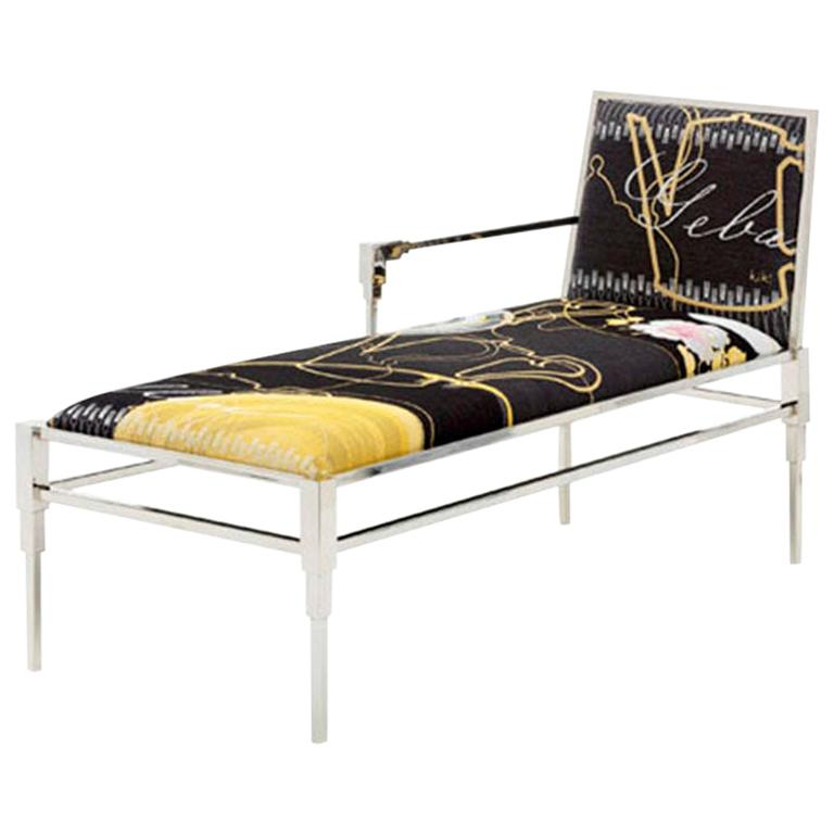 Domestic Jewels Chaise Lounge